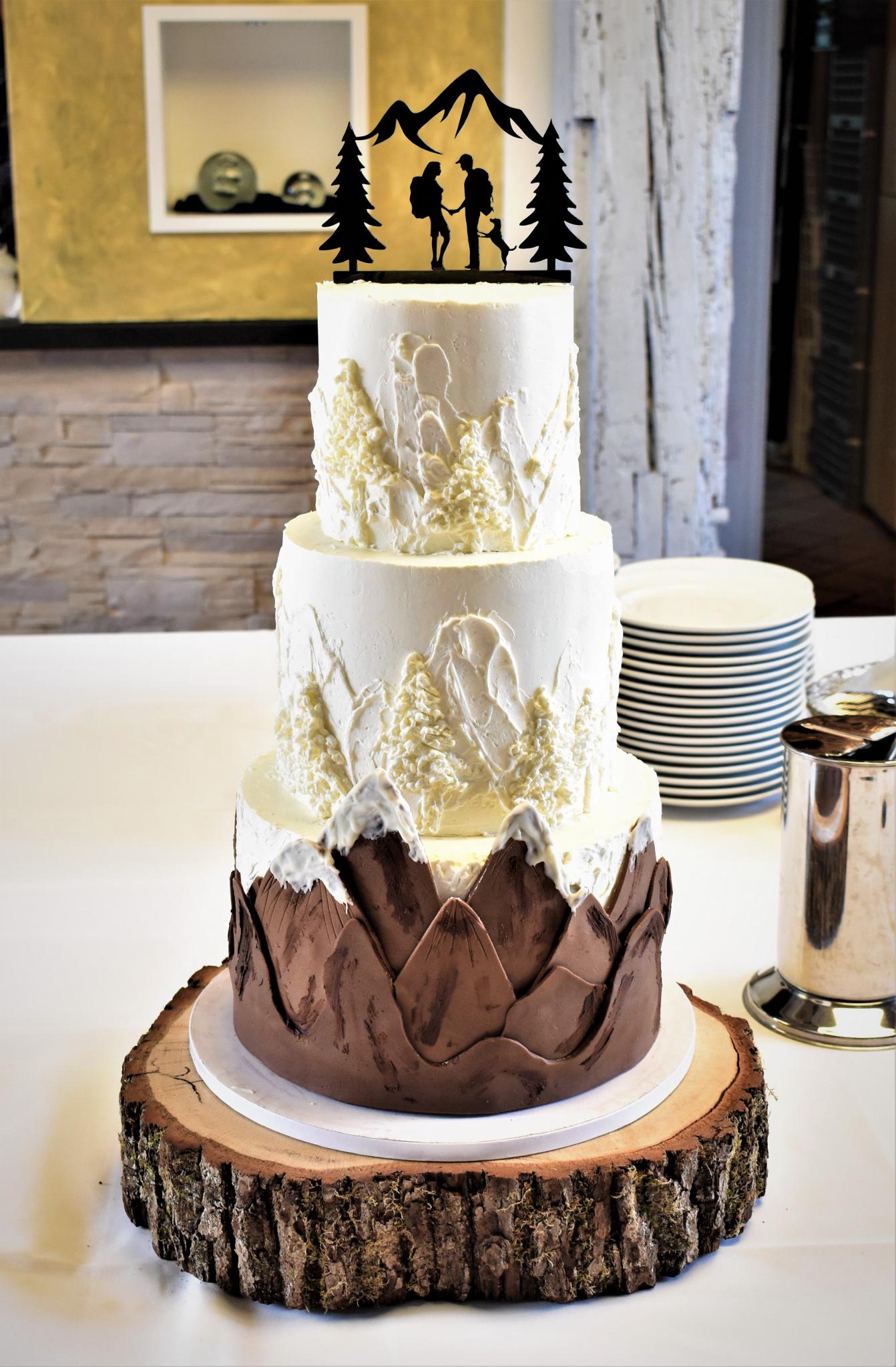 Hochzeit-Bergsteiger
