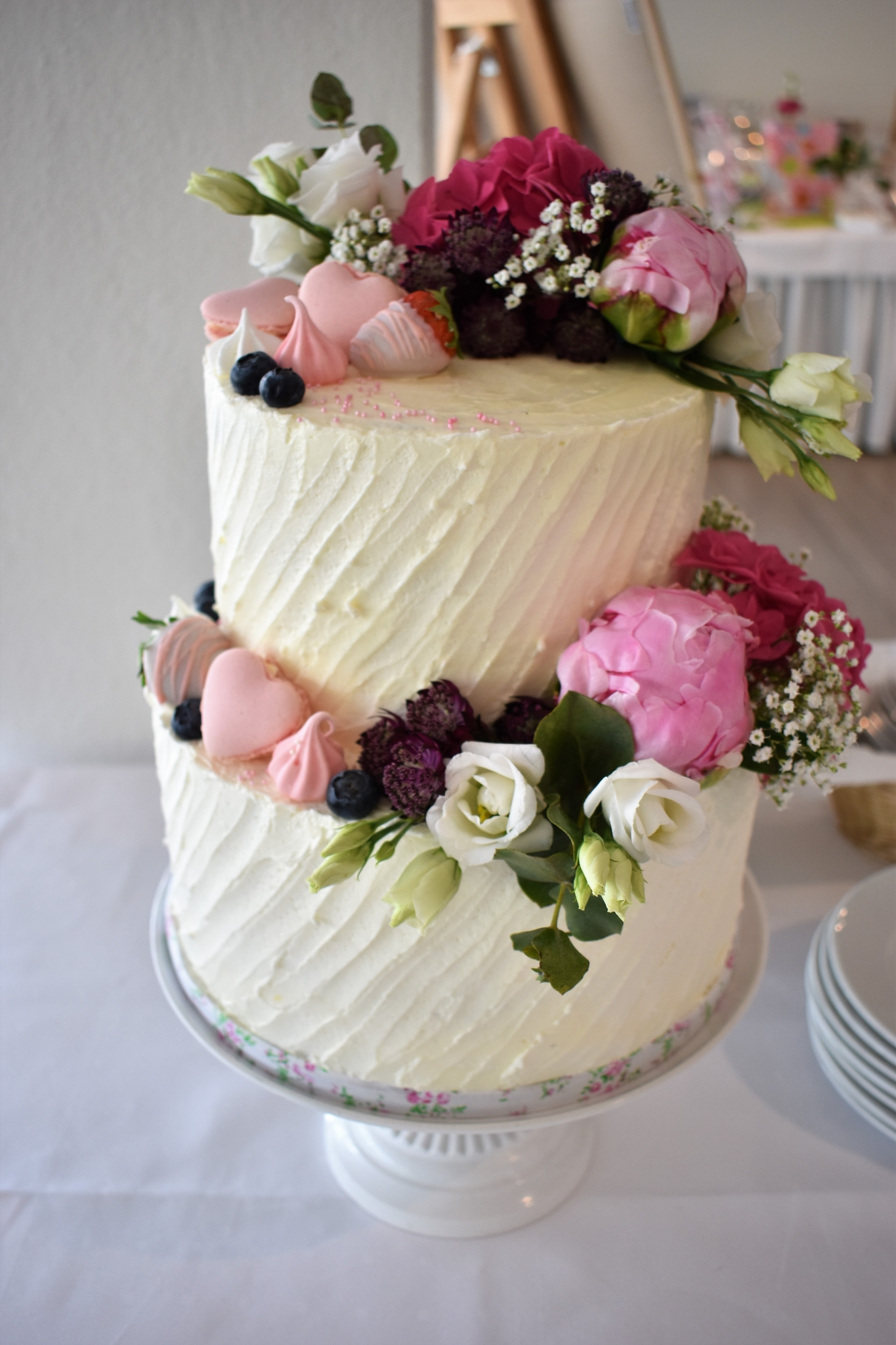 Wedding Cake Cream