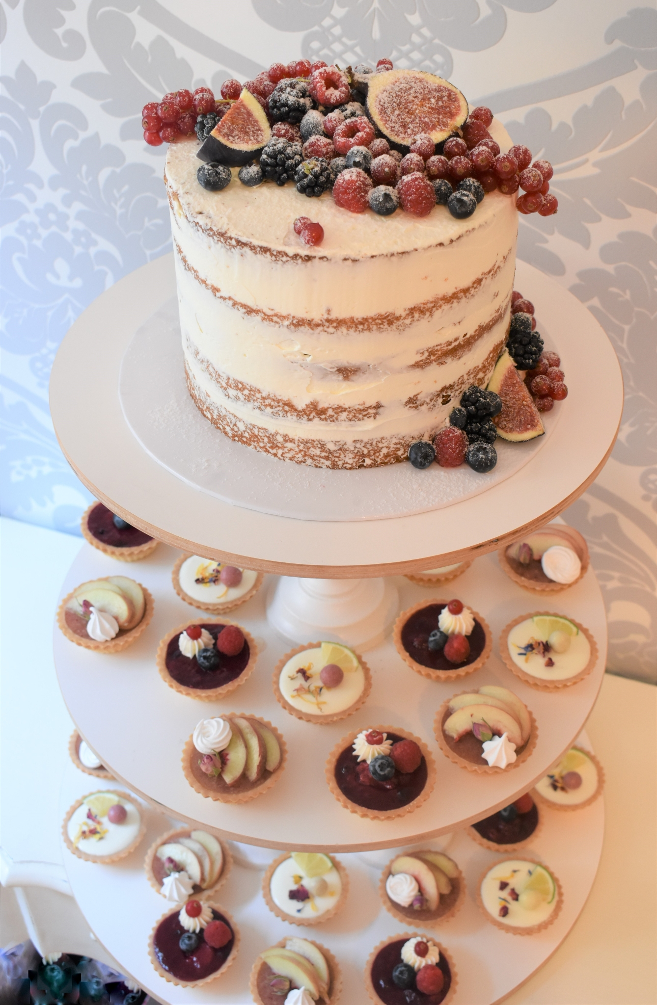 Wedding Tower Tartletts