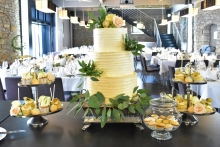 Hochzeit Apricot