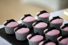Schleifencupcakes