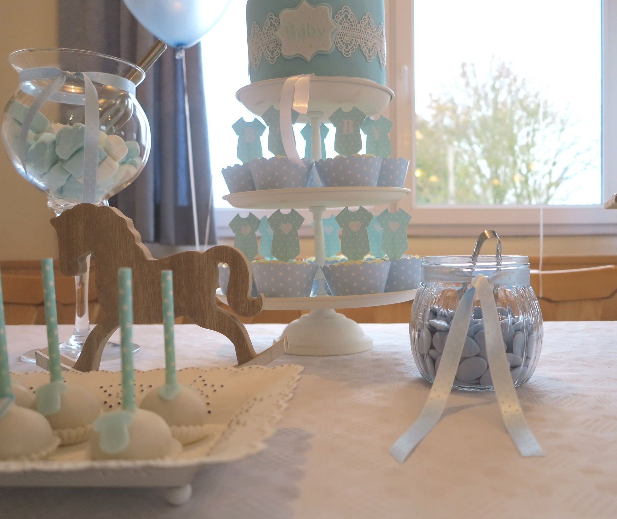 Candytable Babyparty3