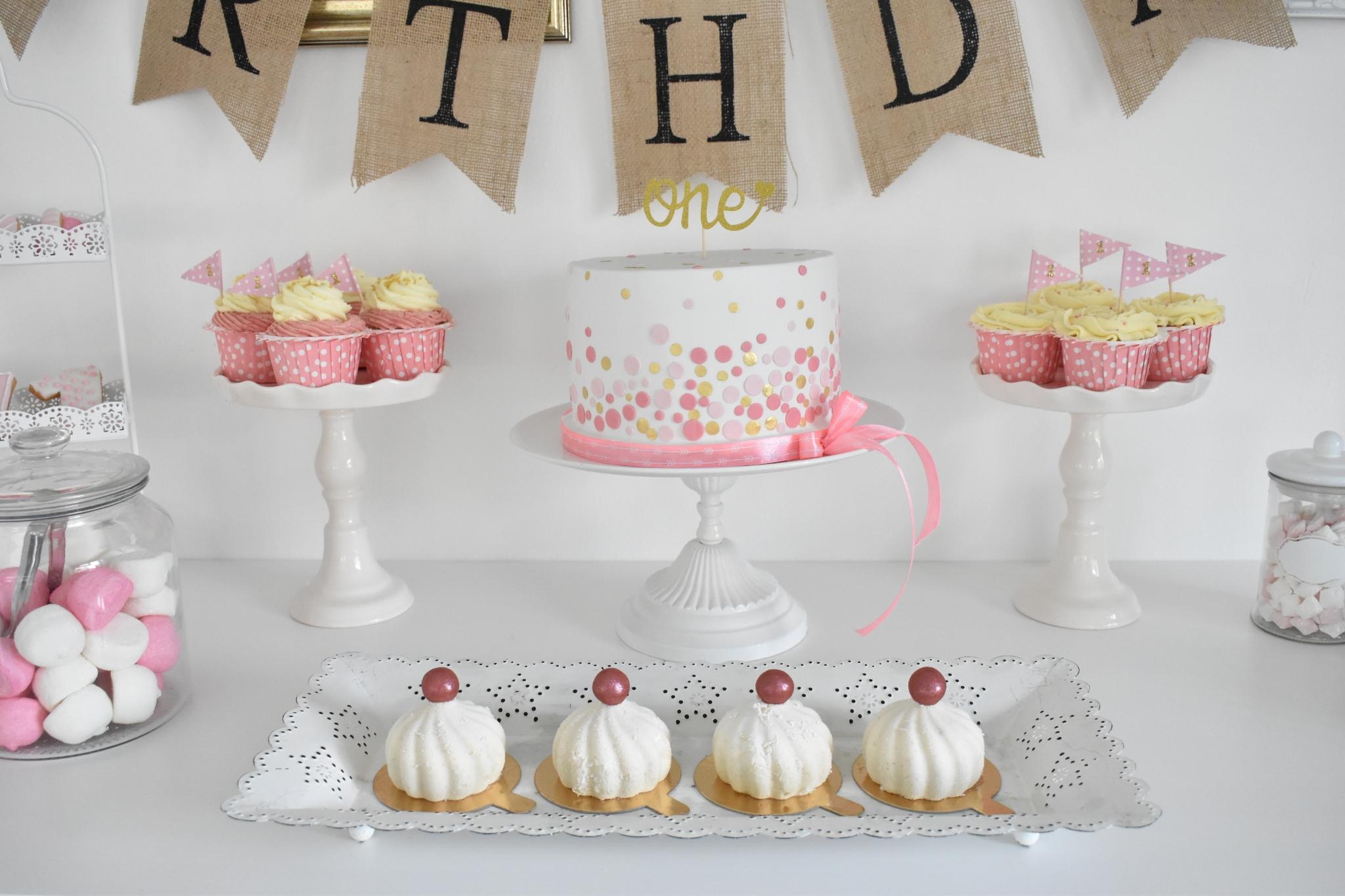 Candy Bar erster Geburtstag2