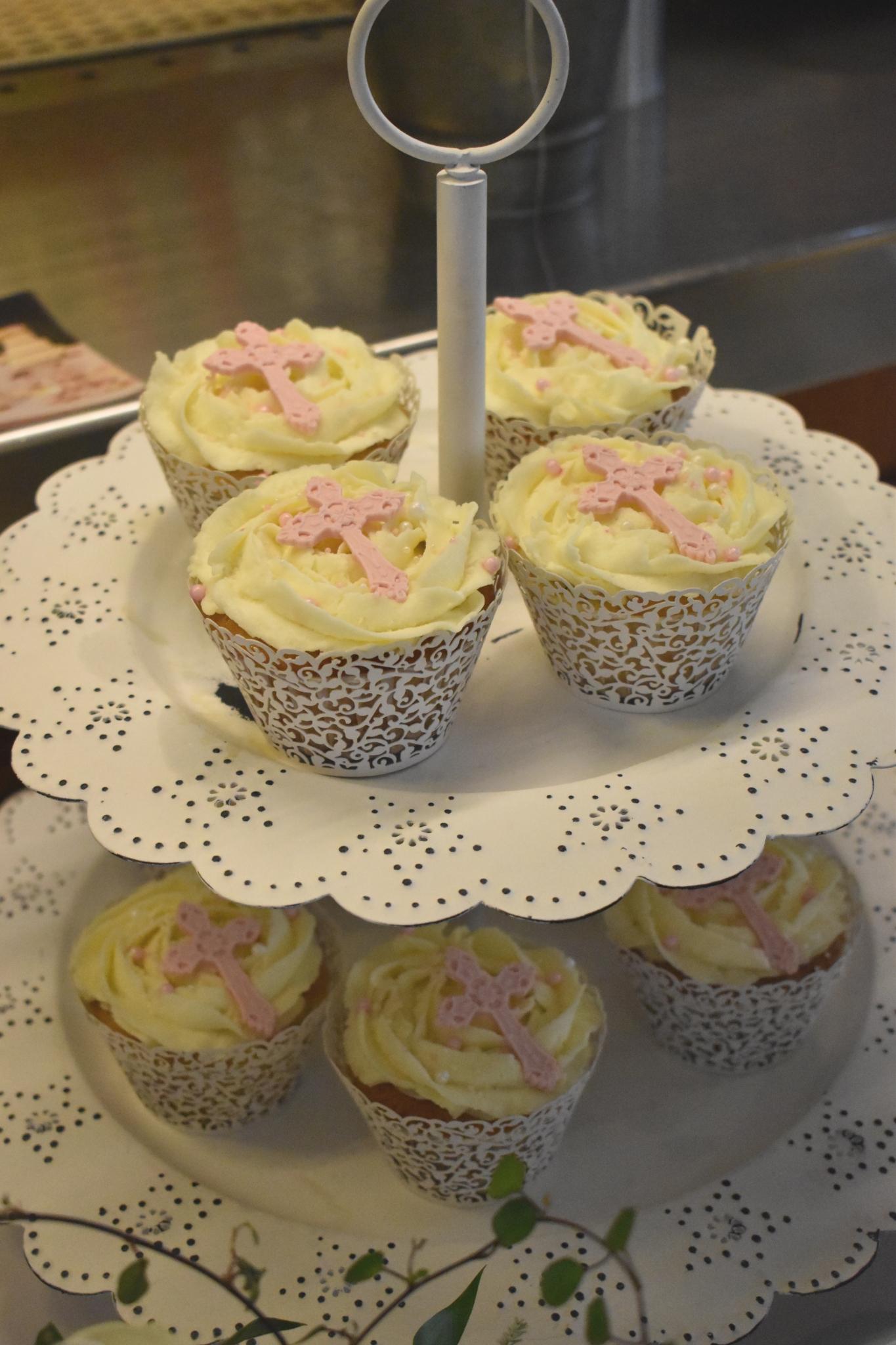 Cupcakes Kommunion