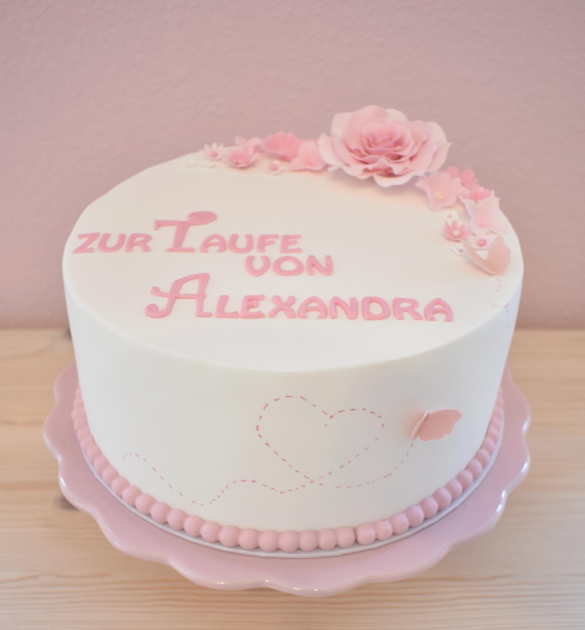 Taufe rosa1