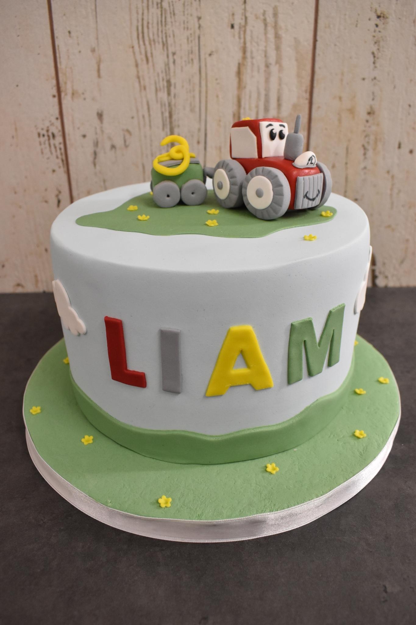 Traktor Liam
