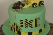 Geburtstag Bagger 2