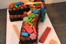 Zahlenkuchen-Lego
