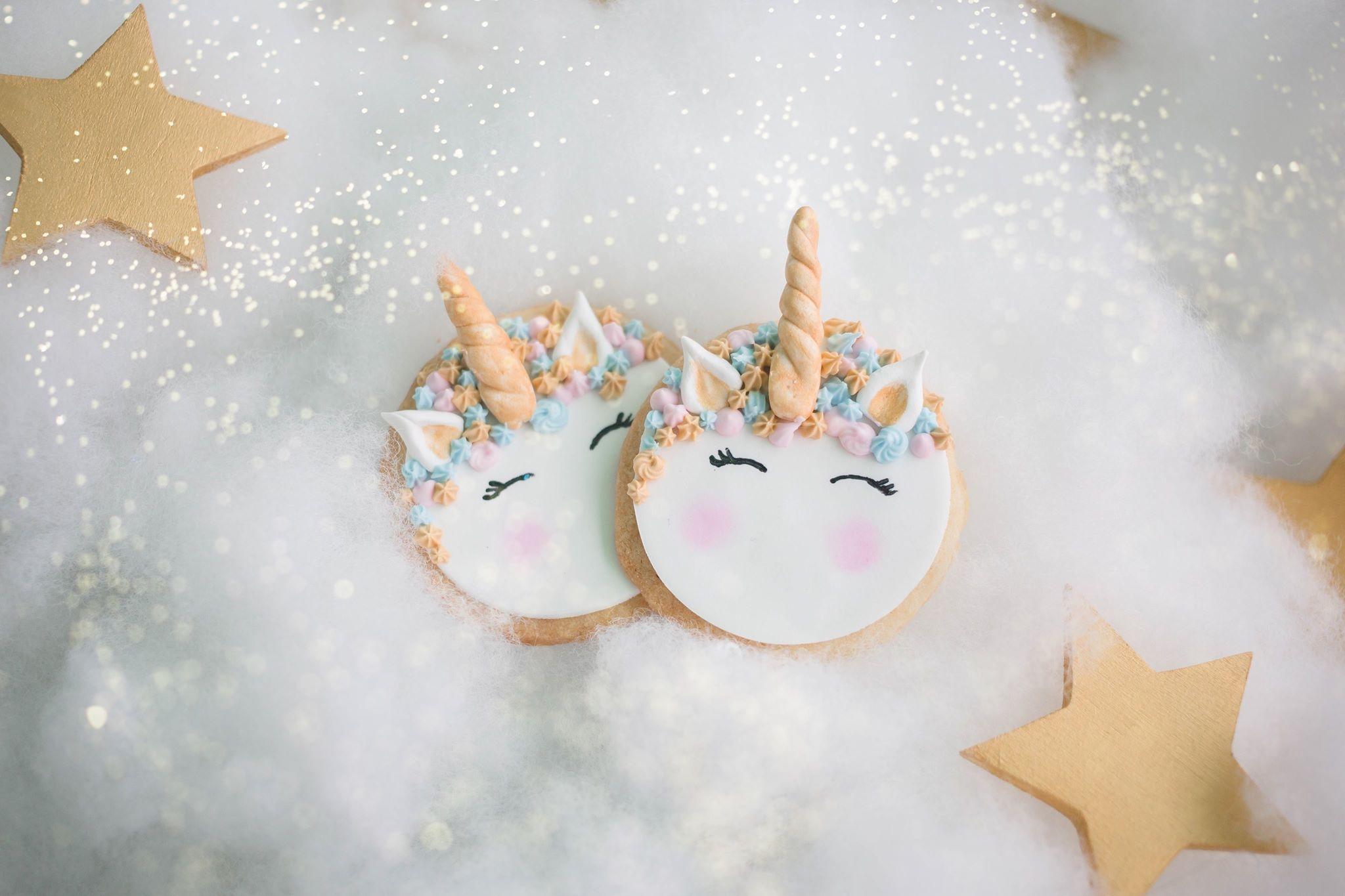 Einhorncookies